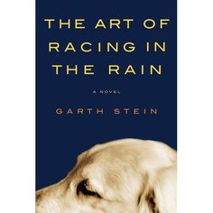 The Art of Racing in the Rain - recommended by Rebecca!