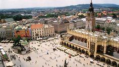 Kraków Old Town (Poland)