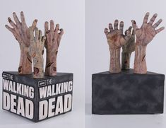 I love the show, but this is a lil much!  lol............eeewww........  TWD Bookend