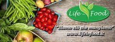 Life in Food è il sito ideale per chi vuole regolare l'alimentazione e vivere meglio. Articoli, consigli, ricette, diete, recensioni, video e altro ancora!  www.lifeinfood.it