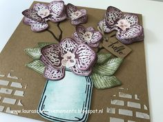 Climbing Orchid, Stampin' Up!