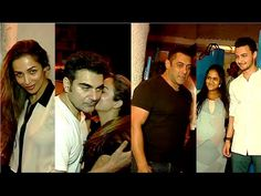 Salman Khan on a DINNER Date with Family and Friends | LEAKED VIDEO.