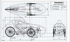 How to Build a Velomobile   ... velomobile. This is not the final plan he used to build the velomobile