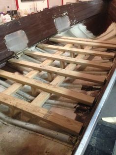 Installing Wood Floor In Aluminum Boat Http