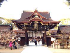 Kitano-Tenmangu, Kyoto, Japan 北野天満宮