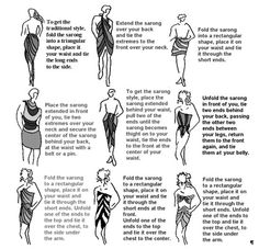 How to tie a sarong. Love this. Can't wait till summer I love to wear my sarong :)