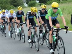 Team Sky   Pro Cycling   Photo Gallery   Tour Stage One Gallery