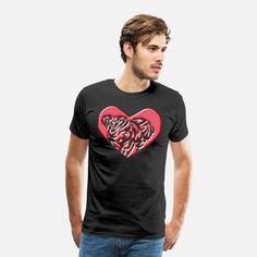 Sternzeichen Widder Männer Premium T-Shirt T Shirt Designs, Workout Shirts, Fitness, Mens Tops, Fashion, Zodiac Cancer, Shirt Men, Young Women, Moda