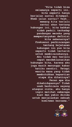 Quotes Rindu, Clear Skin Tips, Self Reminder, Feelings, Reading, Instagram, Word Reading, Reading Books, Libros