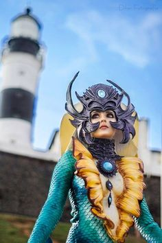 Cosplayer: Néréide Cosplay Photographer: Dihen Fotografia Character: Nami From: League of Legends Country: France