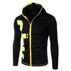 Material: Cotton Blends Clothing Length: Regular Sleeve Length: Full Style: Fashion Weight: Package Contents: 1 x Hoodie Our Size Bust Length Shoulder Width Sleeve Length M 98 63 41 62 L 102 65 43 63 XL 106 67 45 64 110 69 47 65 Fashion Sale, Mens Fashion, Style Fashion, Cute Sweatshirts, Hoodies, Indie Brands, Motorcycle Jacket, Cool Style, Vogue