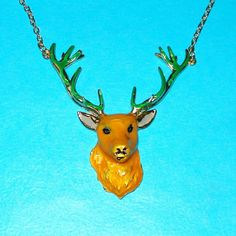 Deer Me! Necklace