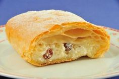 Túrós Rétes | Cheese Strudel » Recipes and Foods from Hungary