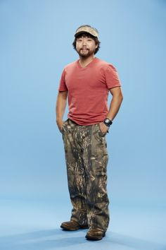 Meet Big Brother 17 houseguest James Huling. Pin or Like if you're rooting for James this season.