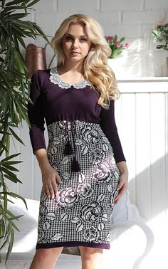Аукцион на жаккардовое платье!!! Старт 1000 рублей!!! - Ярмарка Мастеров - ручная работа, handmade