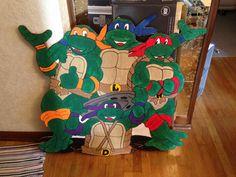 15 Best Ninja Turtles Images Ninja Turtle Birthday Ninja Turtles
