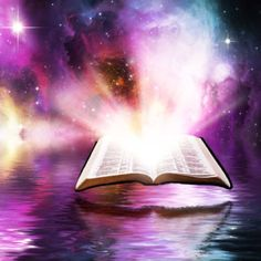 Bible... It holds all the mysteries of this life and the Life to come......