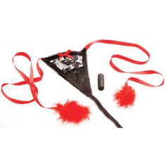 Tease Me Vibrating G-String $16.71 but You can get this or almost any other single item for 50% OFF + Free Shipping + DVDS and Mystery GIFT when you use the code PINIT @ checkout at www.AdamAndEve.com.