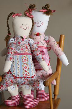 cloth doll easy to make