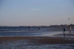 La Benandante: Prima giornata al mare. Sottomarina di Chioggia