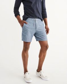 a913818ecdb5 Abercrombie   Fitch Pull-On Shorts