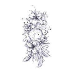 Atrapasueños Tattoo, Tatoo Art, Tattoo Drawings, Wrist Tattoo, Pen Drawings, Trendy Tattoos, Cute Tattoos, Body Art Tattoos, Small Tattoos