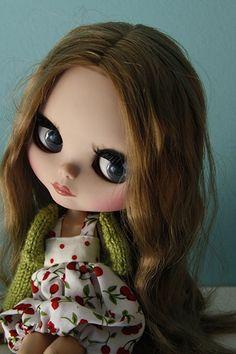 Custom niruko doll  http://dreamsofblythe.blogspot.com.es/