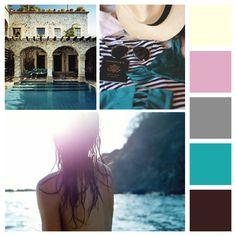 Color+Scheme Collage