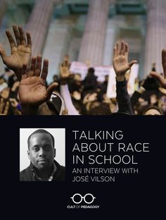 Race-related issues impact all of us, inside school and out. How can we have productive, healthy conversations with students about these issues? Inside Schools, Social Studies Classroom, Classroom Games, Cult Of Pedagogy, Education Reform, High School English, Teaching Strategies, Teaching Ideas, Teaching History