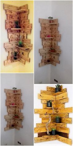 Hence, discovering with the handy and easy wooden pallet initiatives may additionally be a daunting task: Wooden Pallet Projects: pallet ideas: diy: wooden Wooden Pallet Wall, Pallet Wall Decor, Wooden Pallet Projects, Wood Pallet Furniture, Wooden Pallets, Diy Furniture, Pallet Ideas, Furniture Design, Diy Projects