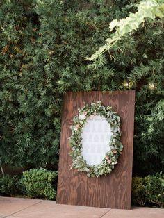 Dicas e inspirações: marcando os lugares no casamento | Casamenteiras