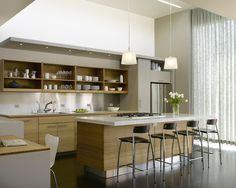 Modern Kitchen Design, Pictures, Remodel, Decor and Ideas - page 21