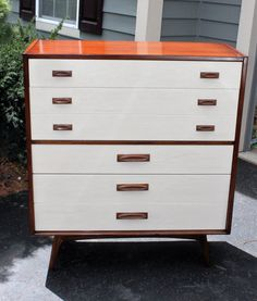 New Storage Cabinet with Drawers
