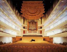 AECCafe.com - ArchShowcase - KKL Luzern Concert Hall in Switzerland