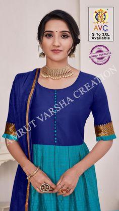 *~Company Price :- ₹675~* *Offer Price :- ₹648* Minimum Order :- 8 Pcs Full Set Price :- *₹5,184 + ₹259 (GST 5%)* *Discount Applied :- 4%* *Fabric Description* 👗Top :- Lichi Silk Jacquard 🏳️🌈Dupatta :- Dyble Chanderi Inner :- Crape Size :- S(36), M(38), L(40), XL(42), XXL(44), XXXL(46)