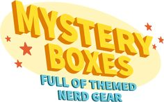 """Fun unique """"of the month"""" gifts for gamers, nerds etc. in your life (for adults and kids). Pick your favorite theme and subscribe. Nerd Block is all about choice! As a subscriber, you get to select what theme best suits your personality and interests.  Every month our expert nerd curators select outstanding gear, toys, and collectables, to provide you with an unmatched experience and an incredible value."""