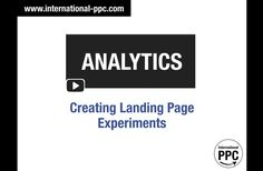 Google Analytics Experiments are one of the best ways to automate A/B testing of landing pages. You have one link and tell Google Analytics to automatically redirect a part of the traffic to anothe…