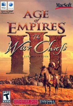 Aoe Iii Warchiefs No-cd Crack Age Of Empires 3