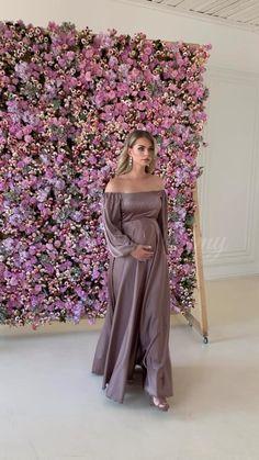 Maternity Shoot Dresses, Elegant Maternity Dresses, Maternity Dresses For Baby Shower, Stylish Maternity, Maternity Fashion, Dresses For Pregnant Women, Pregnant Formal Dress, Vestidos Para Baby Shower, Deco Baby Shower
