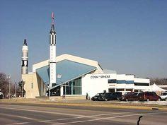 Kansas Cosmosphere in Hutchinson - real rockets & more!  http://www.kansastravel.org/hutchinson/kansascosmosphere.htm