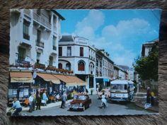 """Carte postale """"ANNEMASSE"""" 1964 ANTIQUITE AU VIEUX PARCHET MEUBLE ANCIEN UGINE"""