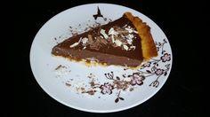 Tarte chocolat gourmande recette de P.Hermé au thermomix