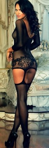 Gorgeous legs and stockings