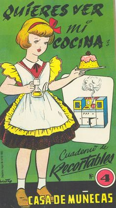 CASITA DE PAPEL: Mi cocina
