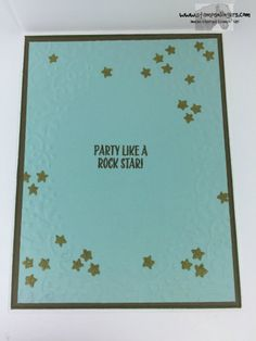 Marquee Messages Shaker Birthday 6 - Stamps-N-Lingers