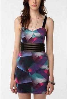 UrbanOutfitters.com > Motel Erica Dress - StyleSays