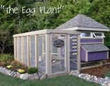 Backyardchickens.com has many coop designs with instructions on how each coop was built.  Helpful site.