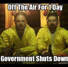 Govt Broke Bad