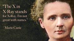5 Fantastic Marie Curie Quotes