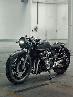 NICO MUELLER'S Honda CB750 .Hookie Co.